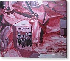 Little Women Acrylic Print