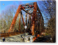 Acrylic Print featuring the photograph Location 19  by Bob Whitt