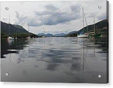 Loch Leven - Glencoe Acrylic Print