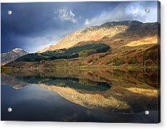 Loch Lobhair, Scotland Acrylic Print