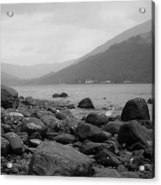 Loch Long 2 Acrylic Print by Michael Standen Smith