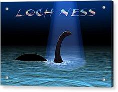 Loch Ness 1 Acrylic Print