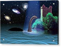 Loch Ness 2 Acrylic Print
