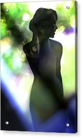 Acrylic Print featuring the photograph Lola by Richard Piper
