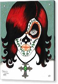 Lolita Acrylic Print by B Marie