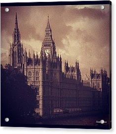 #london 05.10.1605 Acrylic Print