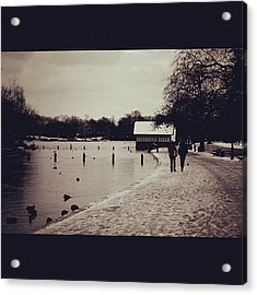 #london #hydepark Acrylic Print