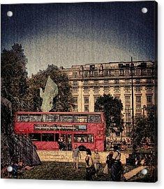 London Hydrpark | May 2012 , #london Acrylic Print