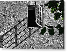 Lone Window Acrylic Print