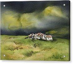Long Forgotten Acrylic Print by Bobbi Price