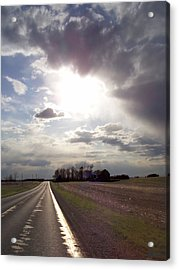 Long Ride Home Acrylic Print
