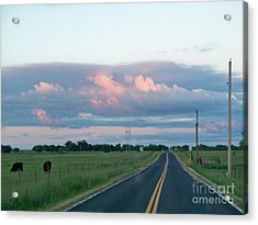 Long Road Home Acrylic Print