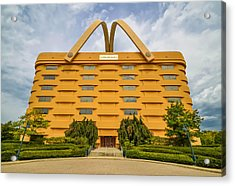 Longaberger Acrylic Print by Brian Stevens