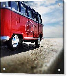 Longue Route... Ch Style. #road_ri3 Acrylic Print
