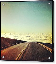 Looking For Cloud 09 Acrylic Print