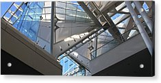 Looking Up Acrylic Print by Craig Wood