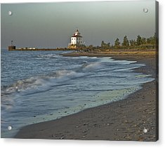 Lorain Light Acrylic Print
