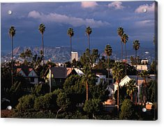 Los Angeles, California Acrylic Print by Larry Brownstein