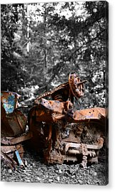 Lost And Forgotten Acrylic Print