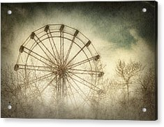 Lost Carnival Acrylic Print