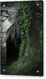 Lost In Time Acrylic Print by April Davis