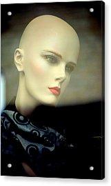 Lost Lydia Acrylic Print by Jez C Self
