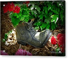 Lost Sole Acrylic Print