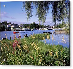 Lough Derg, Ireland Acrylic Print by The Irish Image Collection