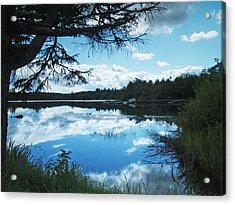 Lough Eske Acrylic Print