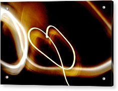 Love At First Sight Acrylic Print by Henry Rowland
