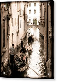 Love Canal Acrylic Print