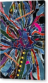 Love Spinner  Acrylic Print by Kenneth James