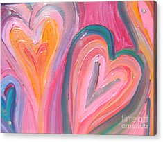 Lover 1 Acrylic Print