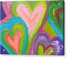 Lover 2 Acrylic Print