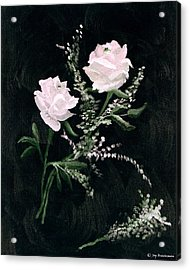 Lover's Dance Acrylic Print
