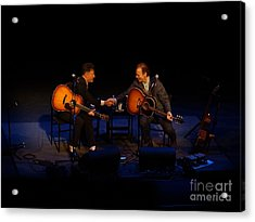 Lovett And Hiatt Acrylic Print