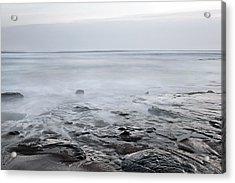 Low Tide Acrylic Print by Svetlana Sewell