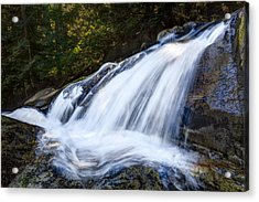 Lower Cascades Of Malachite Creek Acrylic Print
