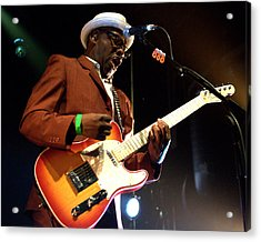 Lynval Golding-the Specials Acrylic Print