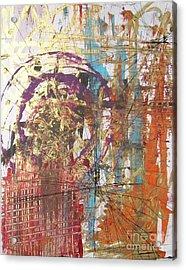 Maase Acrylic Print