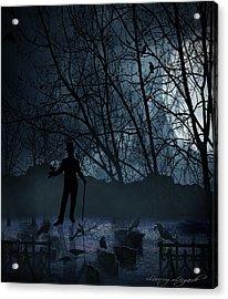 Macabre Acrylic Print