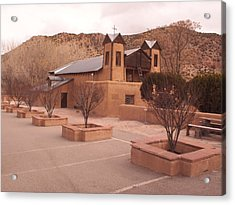 Made It To Chimayo  Acrylic Print