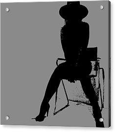 Magdalen Acrylic Print by Naxart Studio