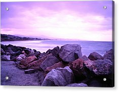 Magenta Dream Acrylic Print