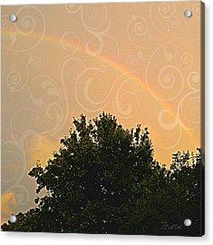 Magic In The Air. #magic #air #sky Acrylic Print