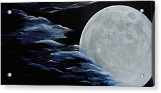 Magica Luna Acrylic Print