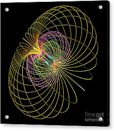 Magnetism 2 Acrylic Print