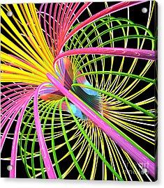 Magnetism 4 Acrylic Print