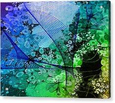 Magnification 2 Acrylic Print by Angelina Vick