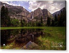Majestic Reflections Acrylic Print
